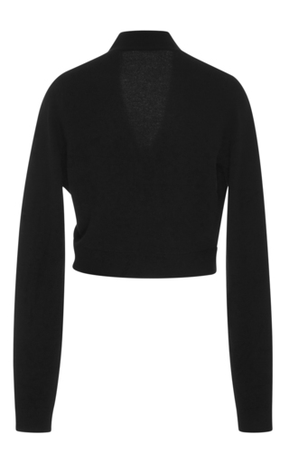 Shaolin Wrap Sweater by EQUIPMENT Now Available on Moda Operandi