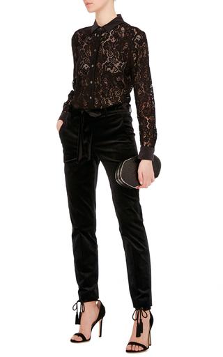 Leema Lace Shirt by EQUIPMENT Now Available on Moda Operandi