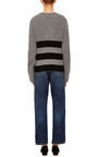 Carson Striped Sweater by EQUIPMENT Now Available on Moda Operandi