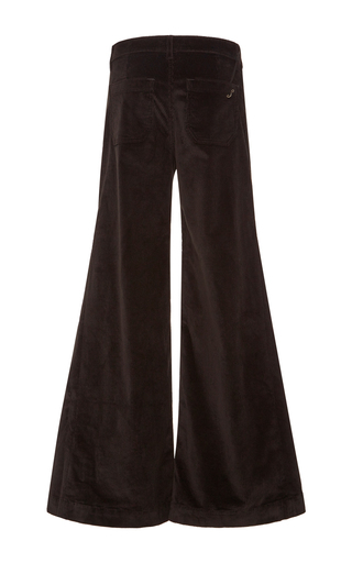 Janis Corduroy Flare Pants by SEAFARER Now Available on Moda Operandi