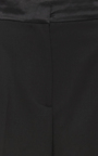 High Waist Cigarette Pants by OSCAR DE LA RENTA Now Available on Moda Operandi