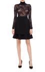 Ruffle Midi Skirt by OSCAR DE LA RENTA Now Available on Moda Operandi