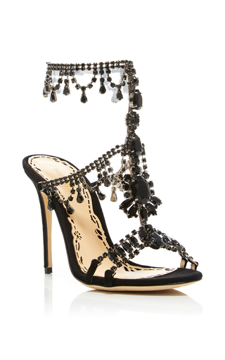 Medium marchesa black grace sandal