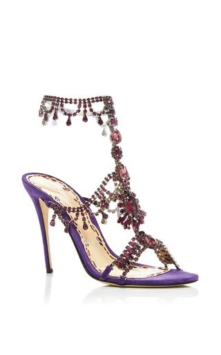 Medium marchesa purple grace sandal  2