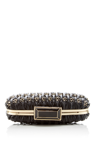 Goa Clutch by OSCAR DE LA RENTA Now Available on Moda Operandi