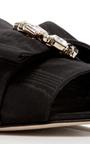 Nev Crystal Sandals by OSCAR DE LA RENTA Now Available on Moda Operandi
