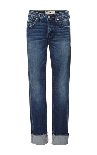 Medium amo  3 dark wash high rise darlin jean