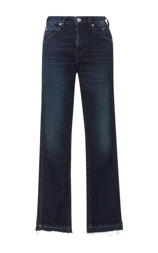 Medium amo  3 dark wash babe high rise jeans