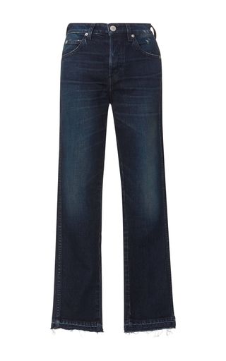 Medium amo  3 dark wash babe high rise jeans