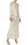Maya Split Maxi Skirt by NILI LOTAN Now Available on Moda Operandi