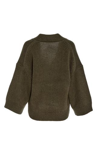 Logan Cashmere Sweater by NILI LOTAN Now Available on Moda Operandi