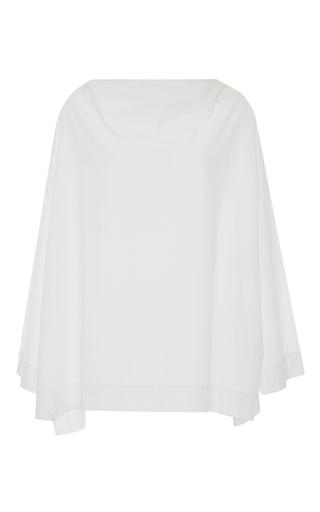 Medium nili lotan white duane cotton blouse