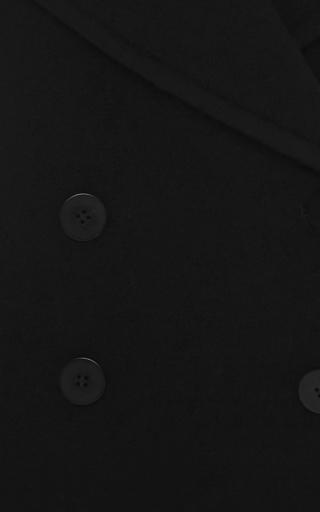 Howard Double Breasted Peacoat by NILI LOTAN Now Available on Moda Operandi