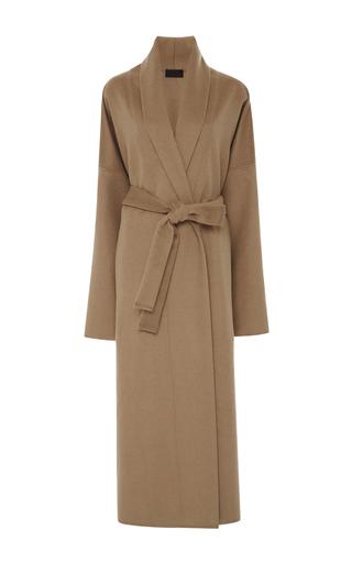Laight Shawl Coat by NILI LOTAN Now Available on Moda Operandi