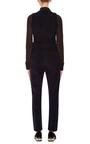 Le Waist Coat Jumpsuit by FRAME DENIM Now Available on Moda Operandi