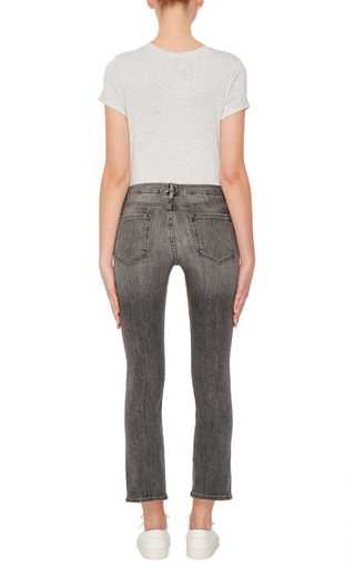 Le Mini Boot Cut Jean by FRAME DENIM Now Available on Moda Operandi