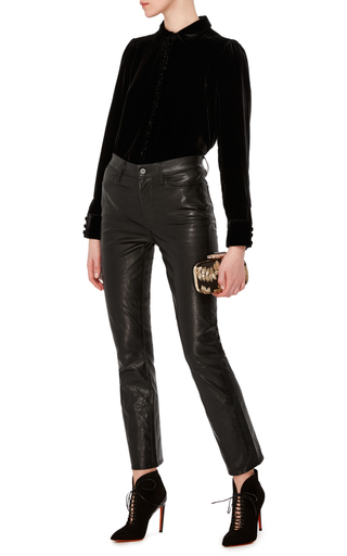 Le High Coated Pants by FRAME DENIM Now Available on Moda Operandi