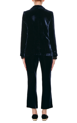 Le Cropped Flare Pants by FRAME DENIM Now Available on Moda Operandi