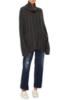Le Cableknit Turtleneck Sweater by FRAME DENIM Now Available on Moda Operandi
