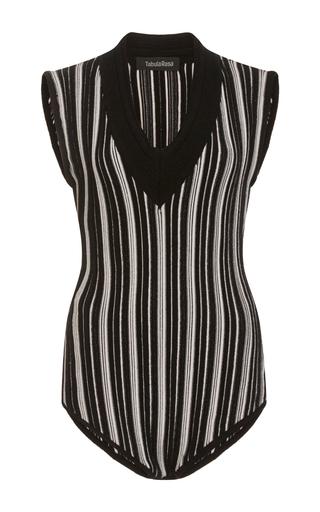 Medium tabula rasa stripe trfw16062