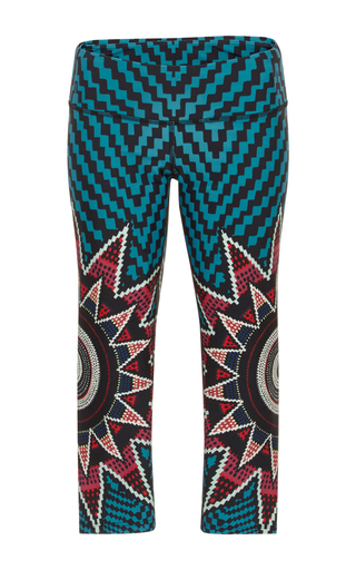 Medium mara hoffman print starbasket leggings