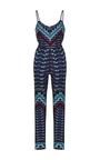 Rugs Bodysuit by MARA HOFFMAN Now Available on Moda Operandi