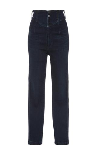 Medium citizens of humanity dark wash tiana super high rise jeans