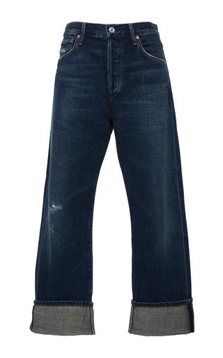 Medium citizens of humanity dark wash cora high waist jeans