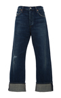 Cora High Waist Jeans by CITIZENS OF HUMANITY Now Available on Moda Operandi
