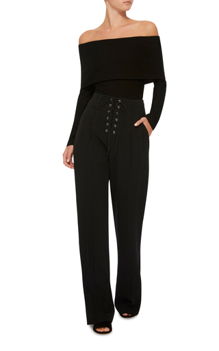 Estrada High Rise Trousers by A.L.C. Now Available on Moda Operandi