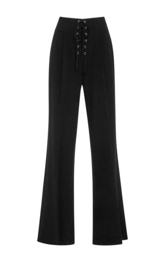 Medium a l c black estrada high rise trousers