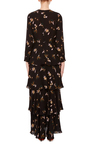 Floating Jardani Maxi Dress by A.L.C. Now Available on Moda Operandi