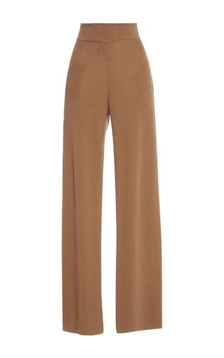 Medium a l c tan stewart high rise trousers