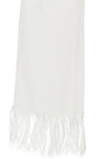 Mid Rise Fringed Jeans by 3X1 Now Available on Moda Operandi