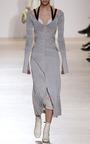 Fine Rib Knit Dress by PROENZA SCHOULER Now Available on Moda Operandi