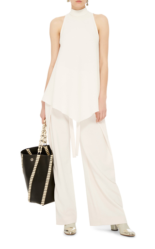 Wide Leg Wrap Pants by PROENZA SCHOULER Now Available on Moda Operandi