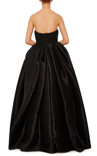 Strapless Crop Top by BRANDON MAXWELL Now Available on Moda Operandi