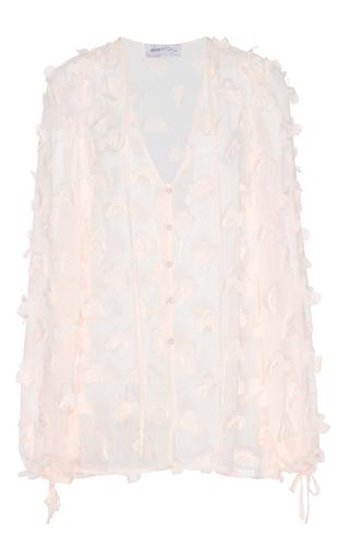 Medium alice mccall pink in bloom blouse