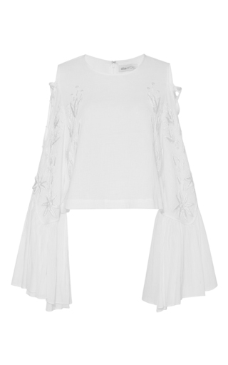 Medium alice mccall white a love like that top