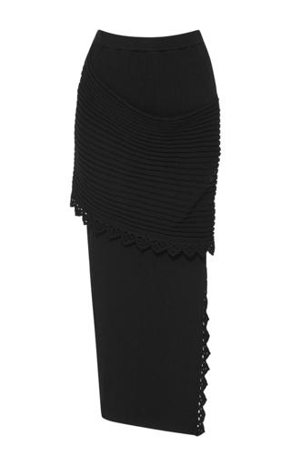 Medium alice mccall black same old love skirt