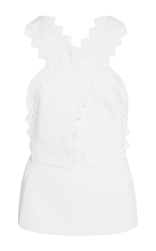 Medium alice mccall white ain t nothing but a top