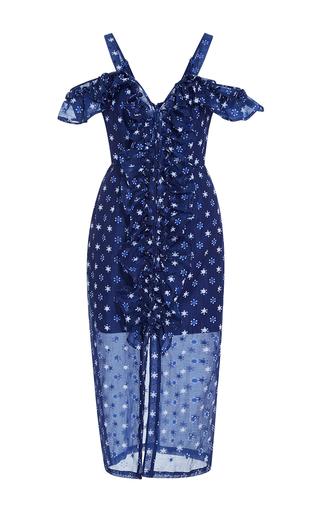 Medium alice mccall blue light garden dress