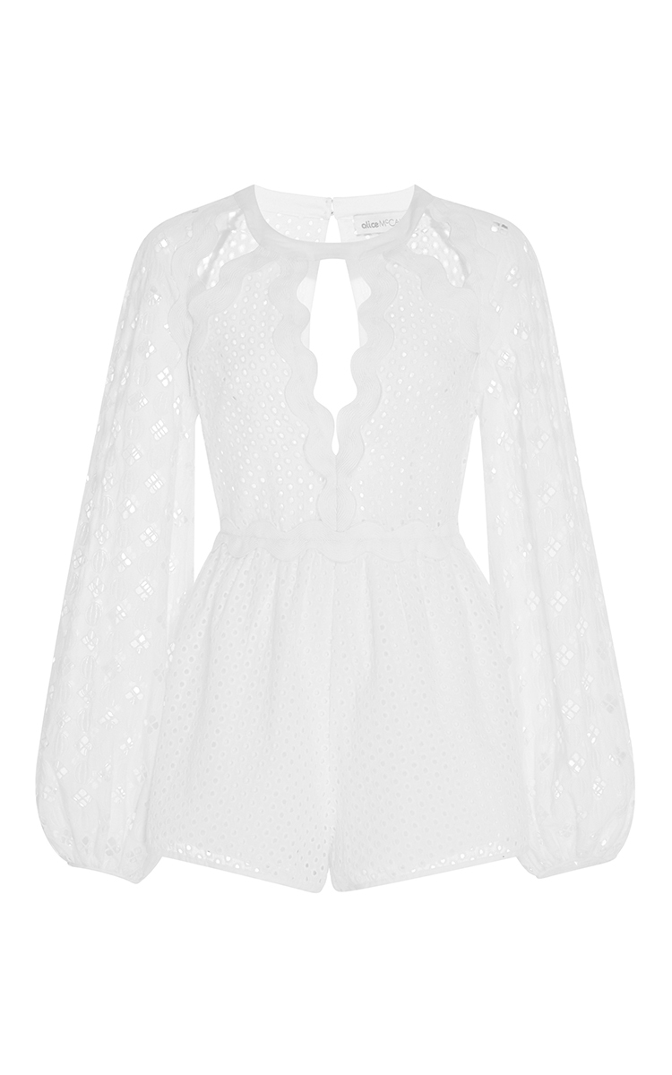 f6f083b1446 In The Night Playsuit by Alice McCall