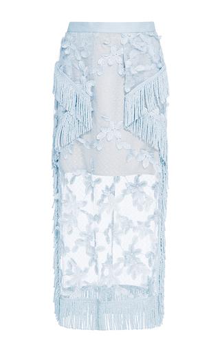 Medium alice mccall light blue blue i hope you dance skirt