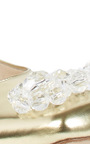 Beaded Ballet Flat by SIMONE ROCHA Now Available on Moda Operandi
