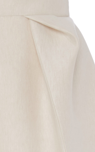High Waisted Pleated Trousers by DELPOZO Now Available on Moda Operandi