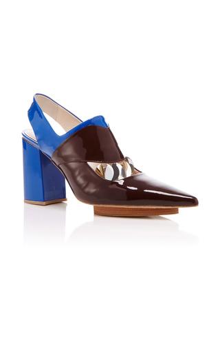 Medium delpozo multi sling back heel  3
