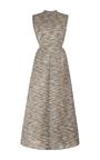 Nursey Sleeveless Midi Dress by EMILIA WICKSTEAD Now Available on Moda Operandi