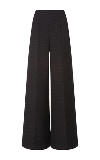 Medium emilia wickstead black rodeo wide legged pants  2