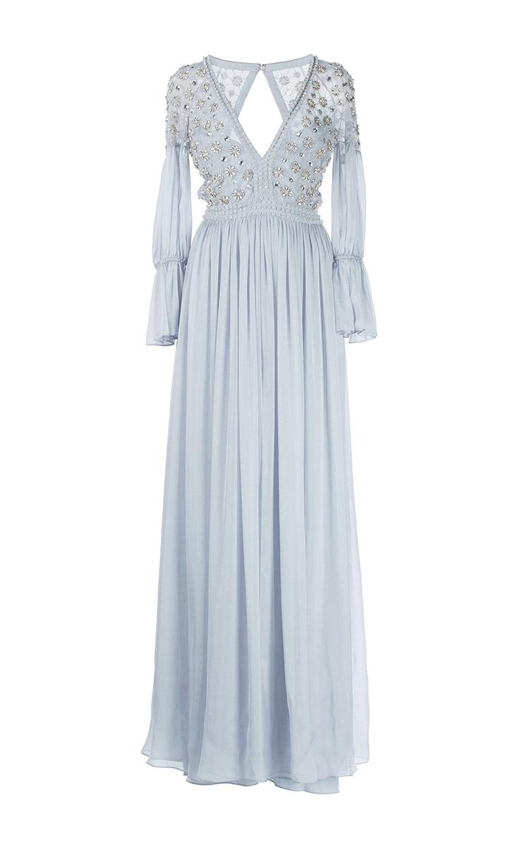 Crossbone Lattice Dress by Temperley London | Moda Operandi